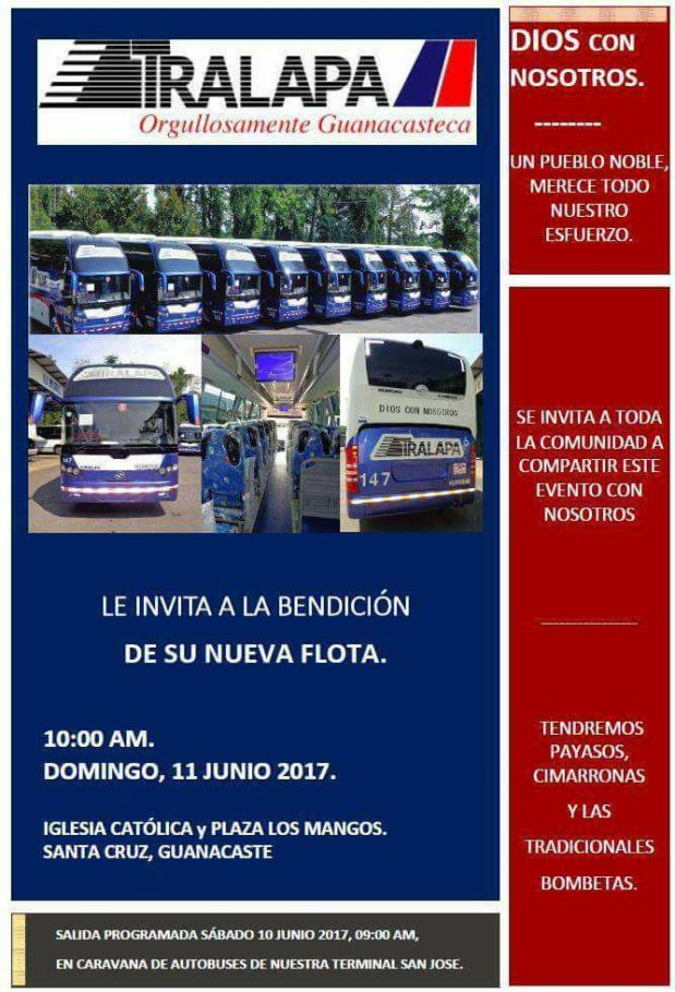 Buses tralapa