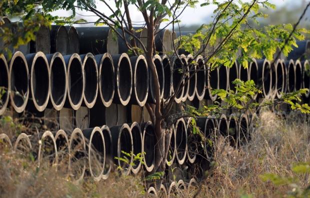 Falta de agua en Guanacaste