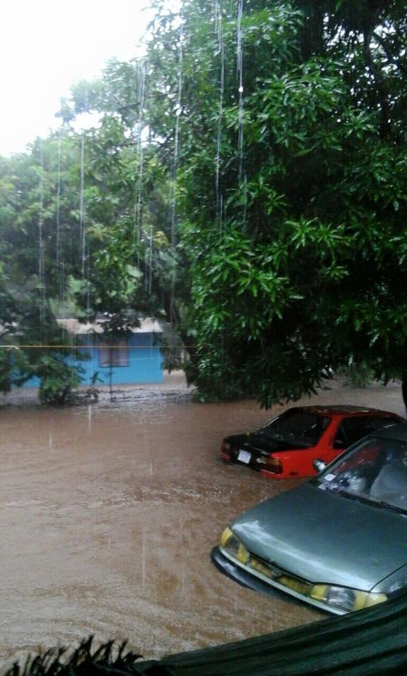Inundacion en el Coco