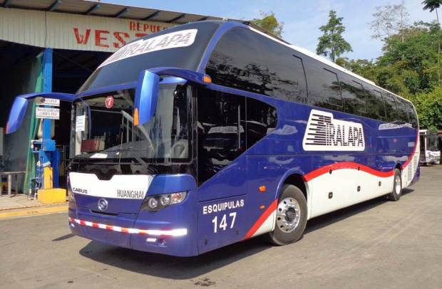 Tralapa-Autobus