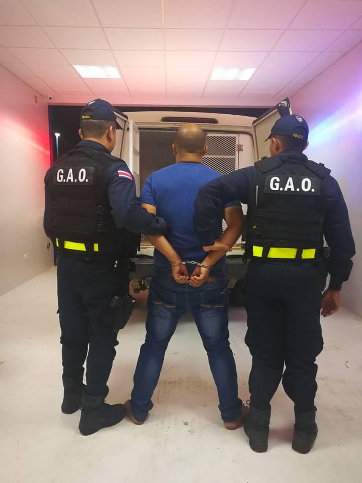 Detenido 2