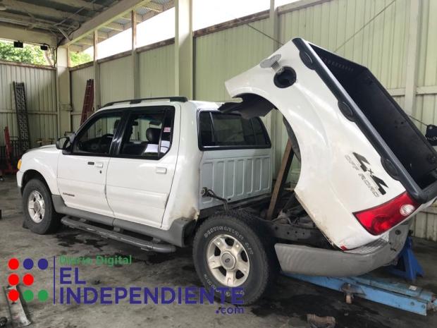 1 - PCD - PEÑAS BLANCAS - vehículo - (06-06-18)