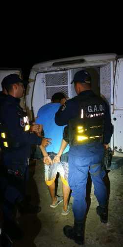 Detenido sujeto que sustrajo hijastro en Guanacaste